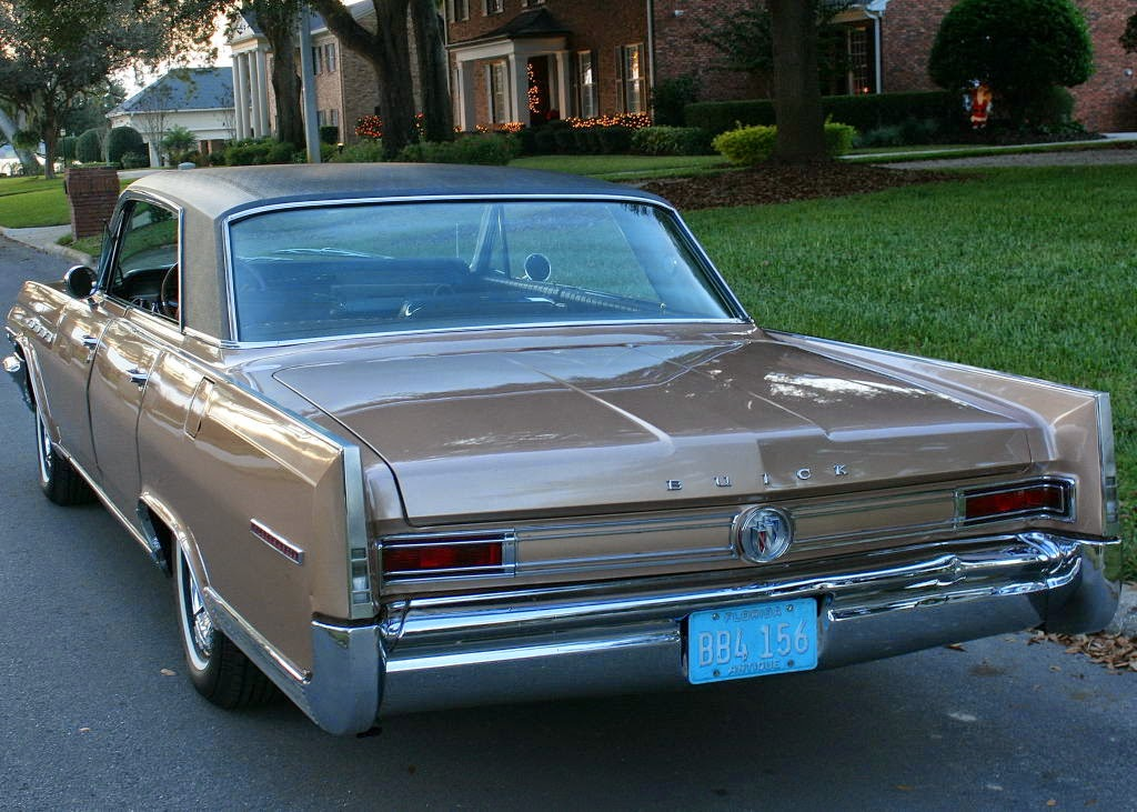 2015 Buick Lesabre >> All American Classic Cars: 1963 Buick Electra 225 4-Door ...