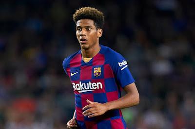 Barcelona Jean-Clair Todibo Reportedly on Rennes Radar
