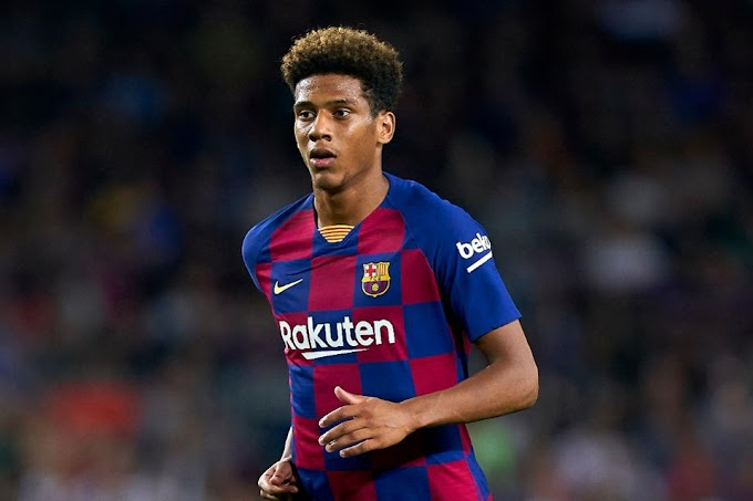 Barcelona Jean-Clair Todibo Reportedly on Rennes Radar
