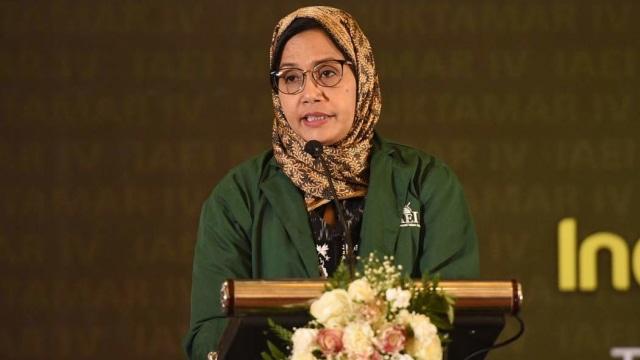 Sri Mulyani Akui Ekonomi Islam Cocok Jadi Solusi Keluar dari Middle Income Trap