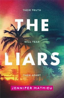 The Liars by Jennifer Mathieu cover