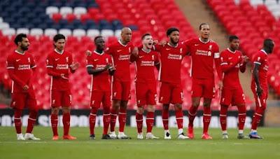 التشكيل الرسمي ليفربول ضد ليدز يونايتد بـ الدوري الإنجليزي