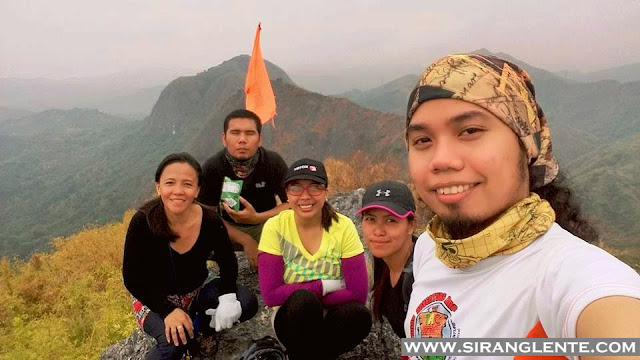 Mt. Binacayan tour