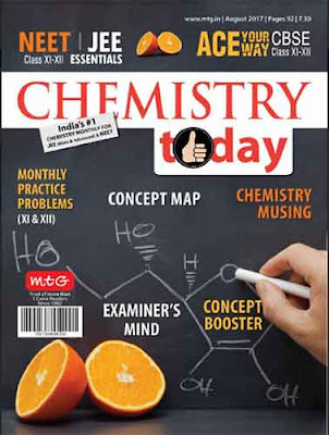 Chemistry Today August 2017