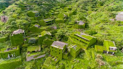 Pulau Gouqi Cina