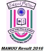 MANNUU Result 2016