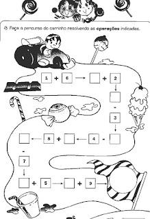 Atividade sequência matemática