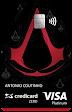 Assassin's Creed: revelado vencedor do concurso de ilustração da Credicard