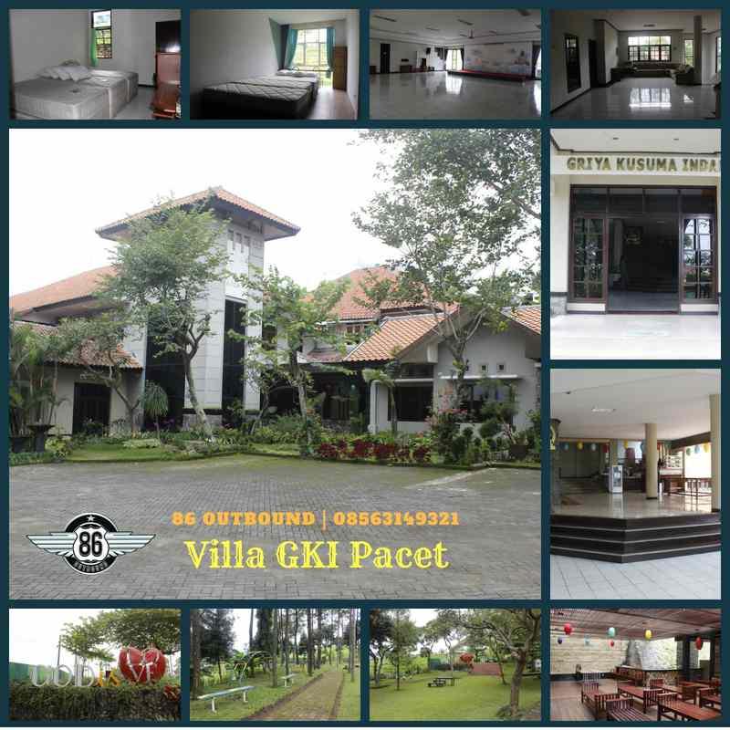 Sewa Villa Pacet