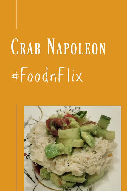Crab Napoleon pin