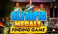 Meena Olympic Medals Finding Game