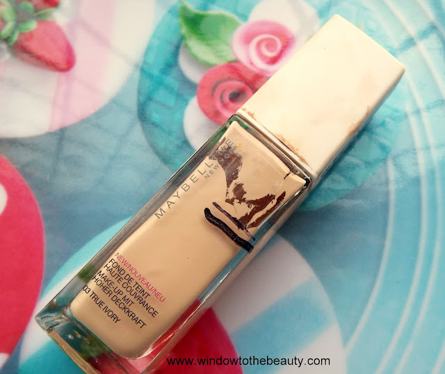 Maybelline Superstay 24 Hour wizaz