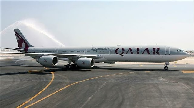 Syria allows planes of Qatar Airways to use airspace after 8 years