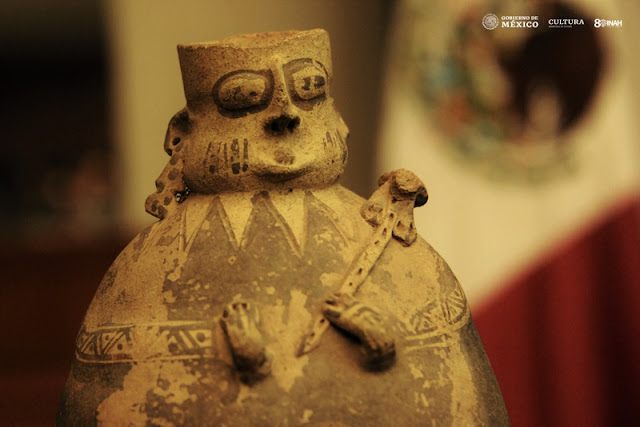 Mexico returns 37 archaeological pieces to Peru