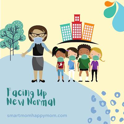 Tip menyiapkan anak untuk new normal