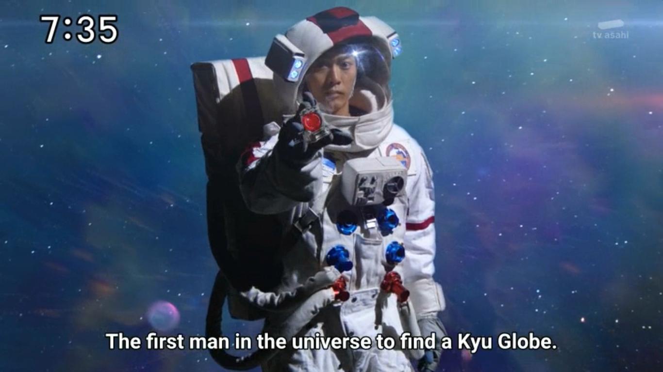 7 Thoughts on Uchuu Sentai Kyuuranger Episode 22: