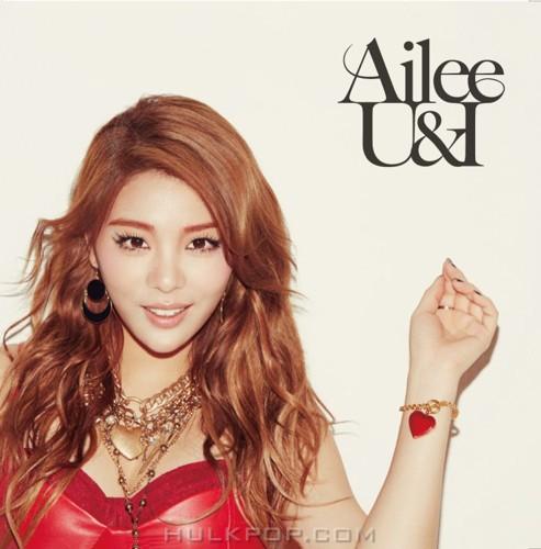 Ailee – U & I – EP (Japanese)