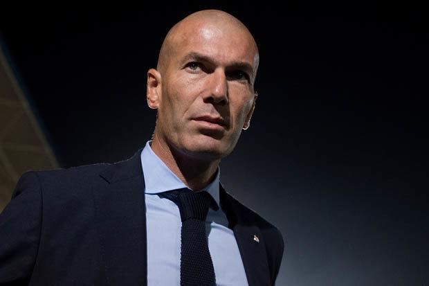 MU Tidak Jelas, Zidane Diincar Bayern