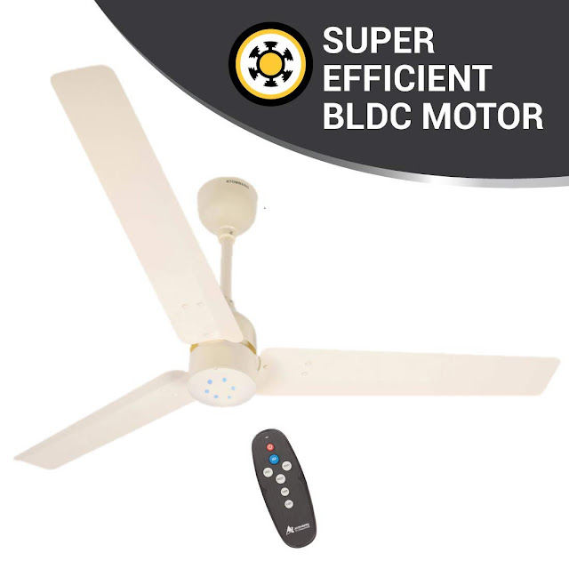 What is BLDC fan?