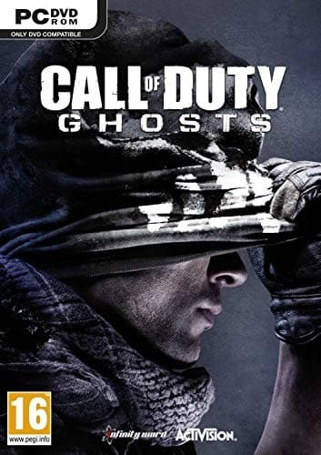 Call of Duty: Ghosts system requirements, Ayo mainkan !!!