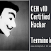CEH v10 Certified Ethical Hacker Terminologies
