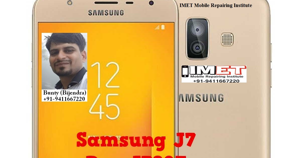 Samsung J7 Duo U3 J720F FRP Unlock Using Combination File / ADB File