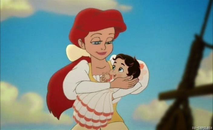 Little Mermaid 2 Free Download English HD DVDRip 720P