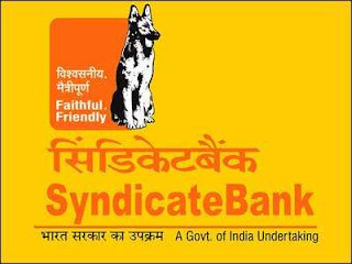 Syndicate Bank Recruitment 2019 || Assistant Manager & Manager (Specialist Officer) Posts: