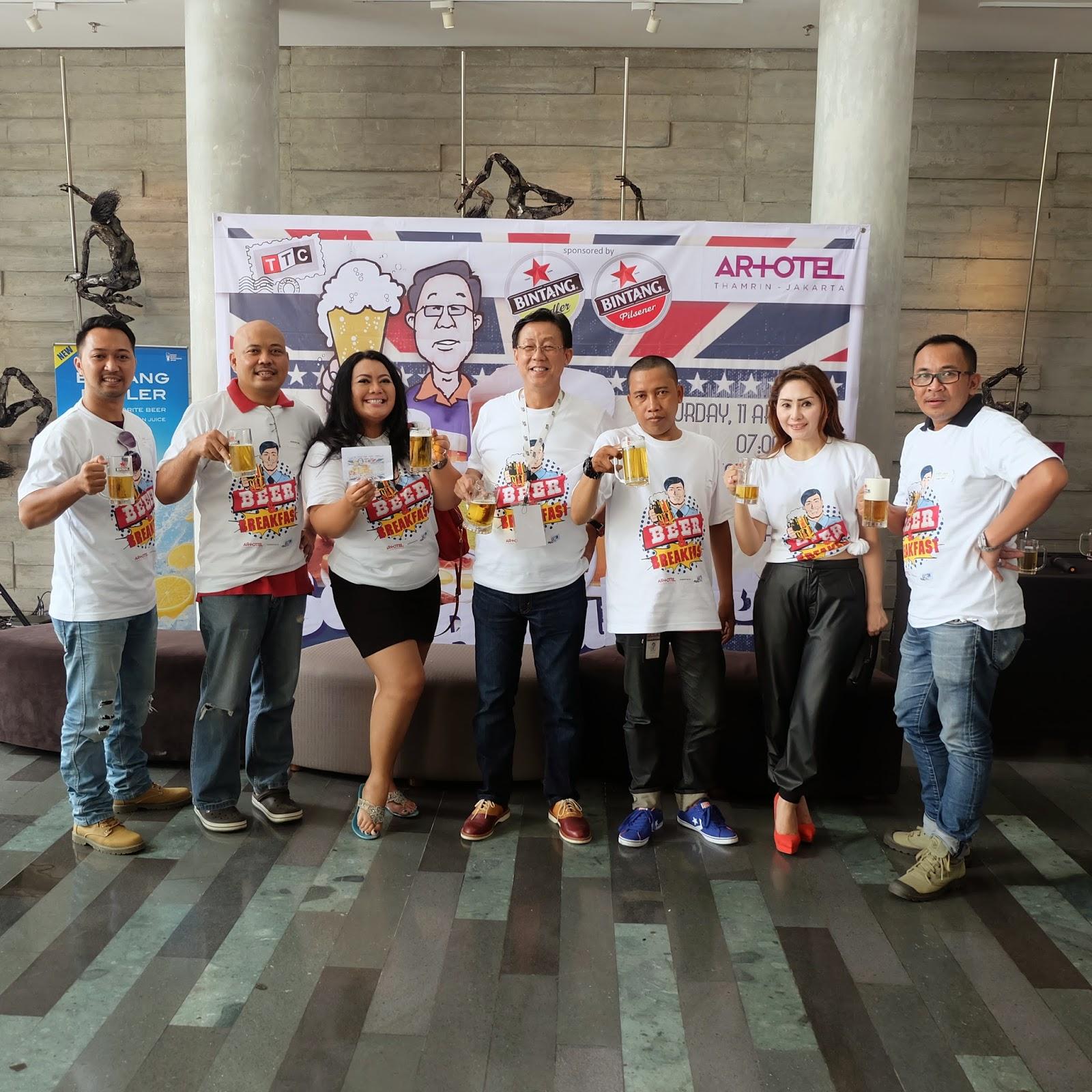 Burhan Abes Blog Beer And Breakfast Artotel Thamrin Jakarta