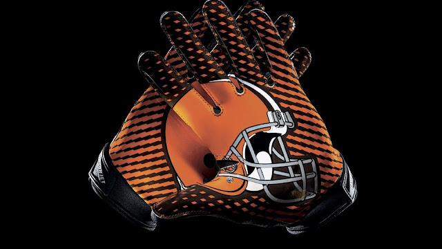 cool cleveland browns background