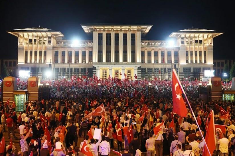 Η αυτοκρατορία του Ερντογάν…