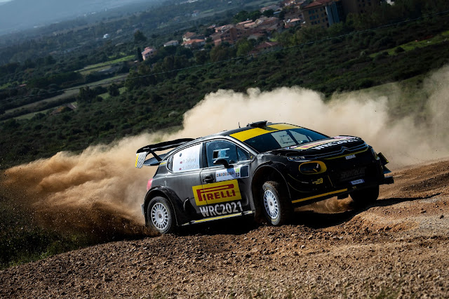 Petter Solberg world rally driver