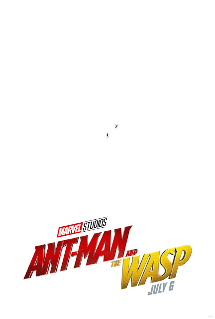 Marvel's Ant-Man and the Wasp First Teaser Theatrical One Sheet Movie Poster