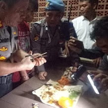 Pasutri Ditangkap saat Antar Makanan Isi Sabu ke Rutan Polrestabes Medan