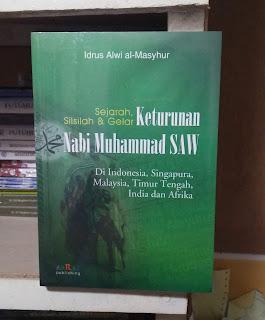 Buku Sejarah Keturunan Nabi Muhammad SAW Toko Buku Aswaja Surabaya
