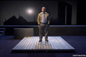 Théâtre : L'Angoisse du roi Salomon, d'après Romain Gary - Avec Bruno Abraham-Kremer - Reprise au Lucernaire