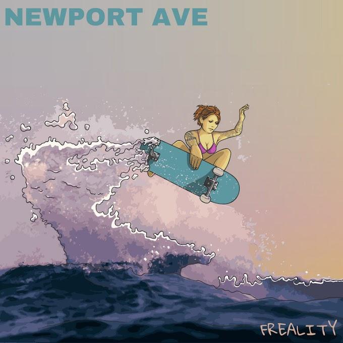 "Newport Ave stream new album ""Freality"""