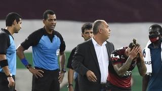 Mengão vence Flu no jogo de ida da final do Campeonato Carioca