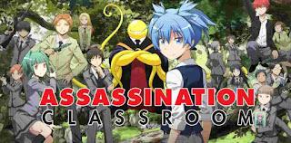 Download Assassination Classroom (2015) 720p Dual Audio