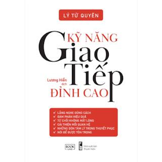 Kỹ Năng Giao Tiếp Đỉnh Cao ebook PDF-EPUB-AWZ3-PRC-MOBI