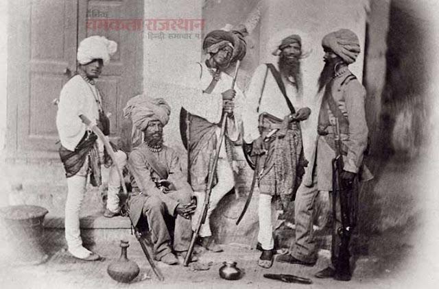 कैमरे ने वो देखा जो किसी ने नहीं देखा, Indian army sikh group 1858