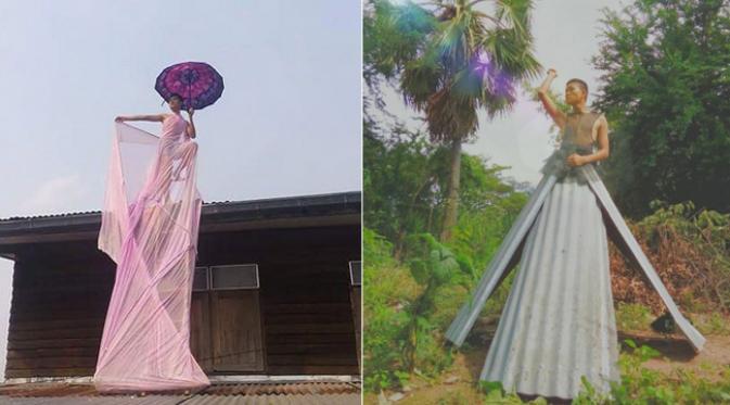 Model Super Konyol Thailand Ini Menjadi Viral di Kalangan Netizen Indonesia