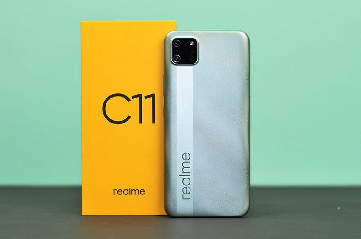 Harga Realme C11 Di Tahun 2021 Terbaru