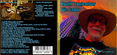 Truth Troubadour by Vic Sadot