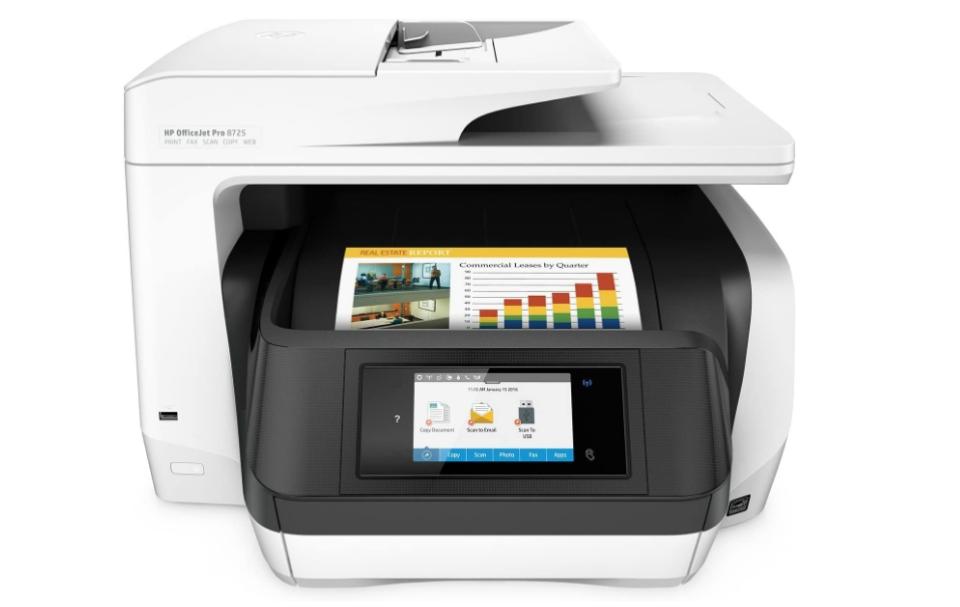Pilote HP Officejet Pro 8725