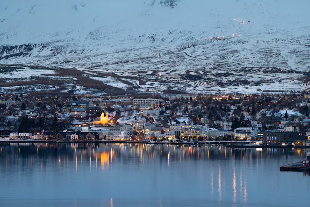 Iceland cities like Akureyri should be visiting during your road trip