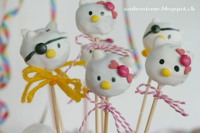Hello Kitty Geburtstag, Hello Kitty Birthday, Hello Kitty Kuchen