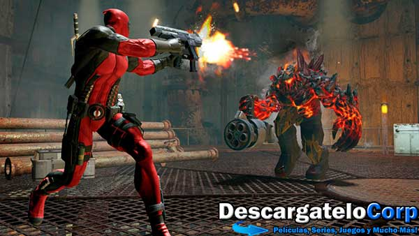 Deadpool Español Juego PC