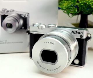 Mirrorless Nikon J5 - Review - Harga Jual, kelebihan, Kekurangan
