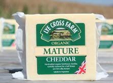 Lye Cross organic Farm cheese
